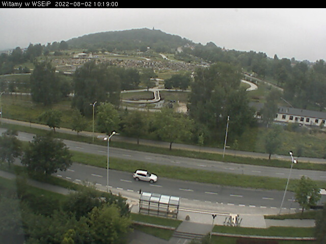 Webcam in Kielce